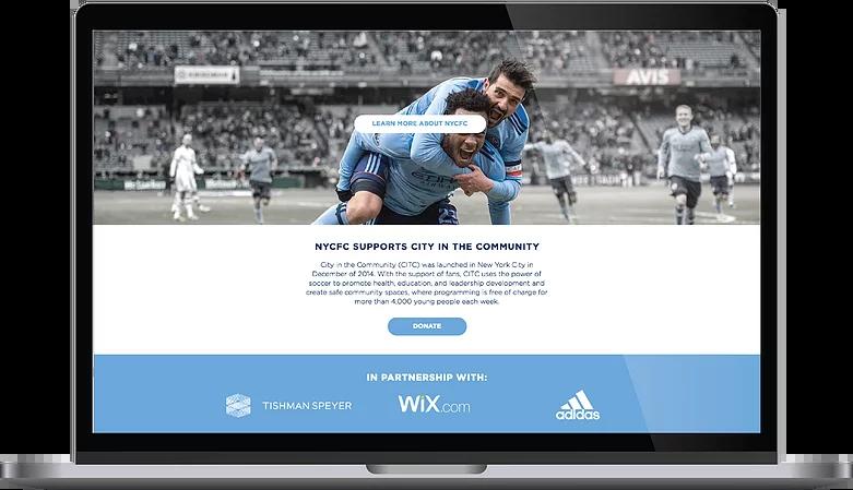 NYCFC-website