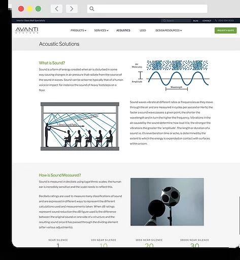 avanti-website