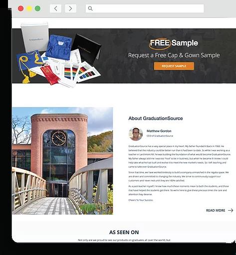 graduation-source-website