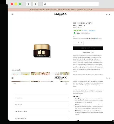 skin-co-website